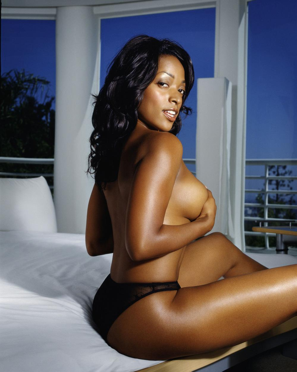 Kellita Smith..topless